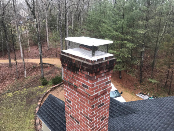 Chimney Cap Installation Or Replacement Hampton Roads