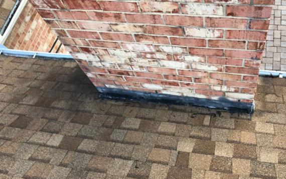 chimney cricket install and repair