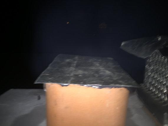 chimney seal offs