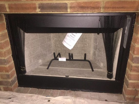 Woodstove Or Prefabricated Fireplace Removal And Or Installation